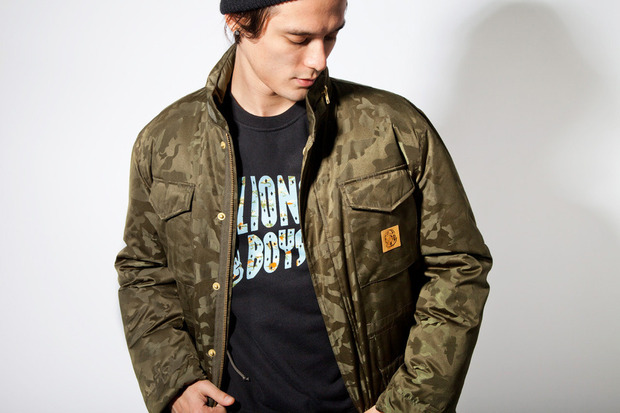 Марка Billionaire Boys Club опубликовала лукбук осенней коллекции одежды. Изображение № 2.