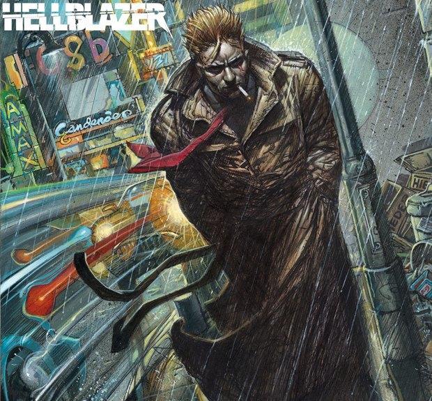 Телеканал NBC снимет сериал по мотивам комикса Hellblazer. Изображение № 1.