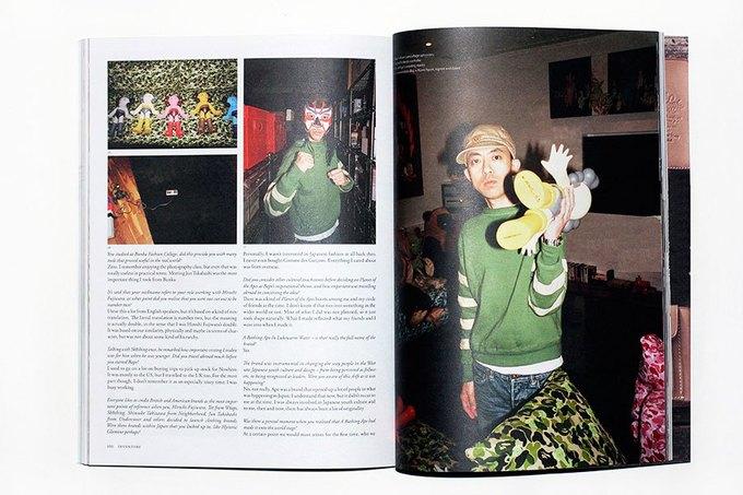 Роспечать: 15 журналов о мужском стиле, которые можно купить в Москве. Изображение № 4.