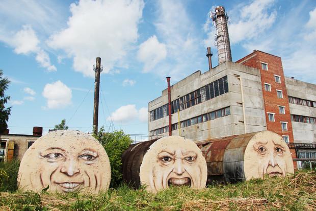 Скетчбук: Уличный художник Nomerz рассказывает о своих избранных работах. Изображение № 9.