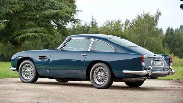 Aston Martin DB5 Пола Маккартни продали на аукционе за полмиллиона долларов . Изображение № 5.