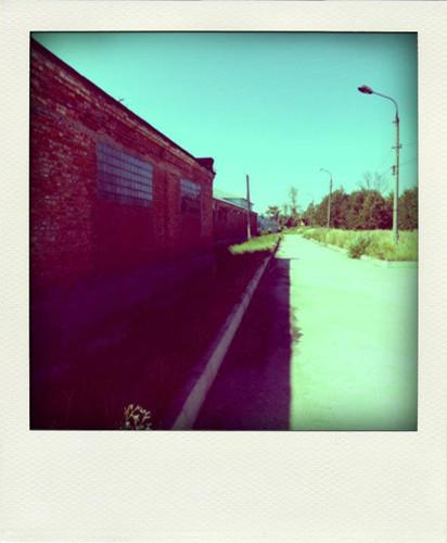 Фотографии с фабрики, где производятся вещи Grunge John Orchestra. Explosion. Изображение № 14.