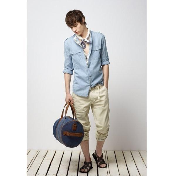 Мужские лукбуки: Zara, H&M, Pull and Bear и другие. Изображение № 62.