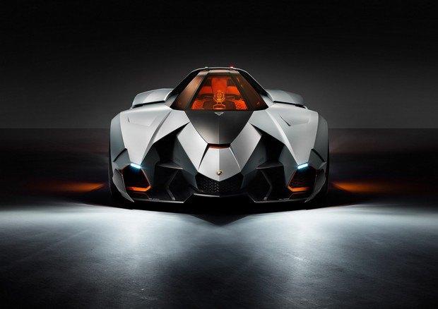 Lamborghini представили концепт одноместного суперкара Egoista. Изображение № 4.