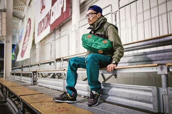 Магазин Sneakerhead выпустил осенний лукбук и новый номер фэнзина. Изображение № 2.
