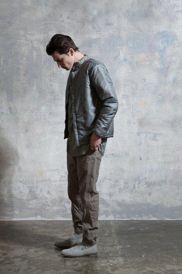 Японская марка Nonnative выпустила лукбук осенней коллекции одежды. Изображение № 4.