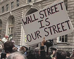 «Уолл-стрит — это наша улица». Изображение № 25.