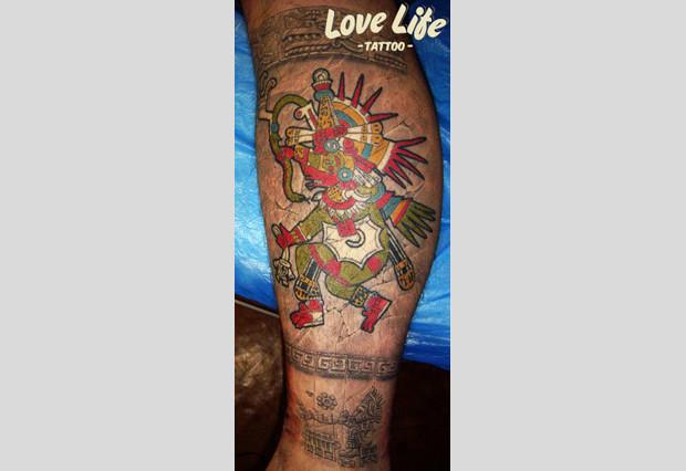Избранные работы студии Love Life Tattoo. Изображение № 9.