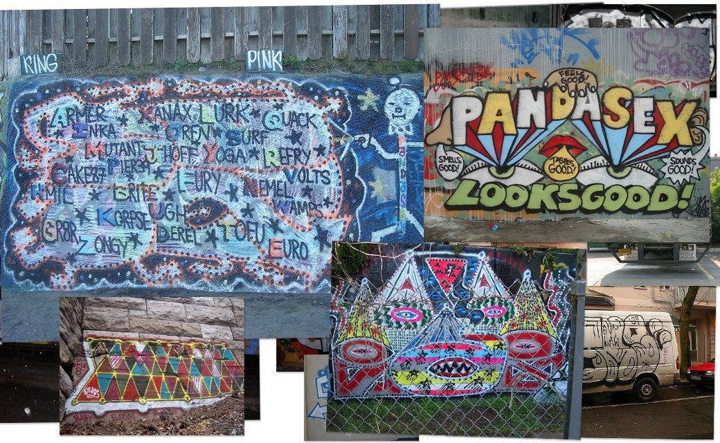 Банда аутсайдеров: Как уличные художники возвращают искусству граффити дух протеста. Изображение № 5.