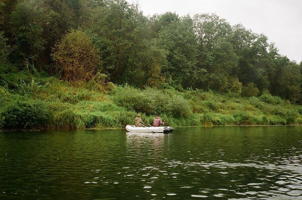 Фоторепортаж: Как редакторы FURFUR съездили на рыбалку. Изображение № 32.