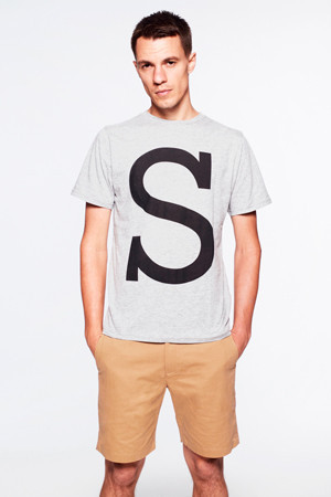 Saturdays Surf NYC выпустили лукбук весенней коллекции одежды. Изображение № 17.