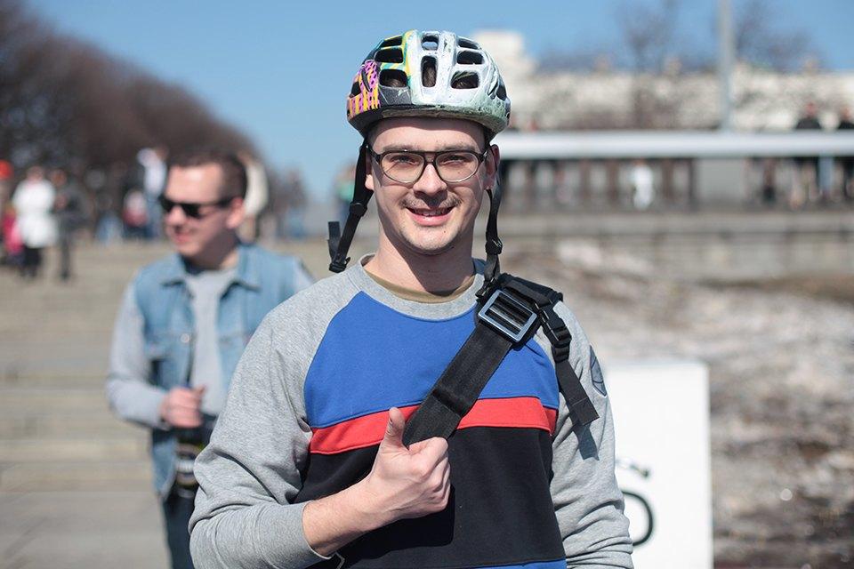 Детали: Репортаж с открытия велосезона Fixed Gear Moscow. Изображение № 18.