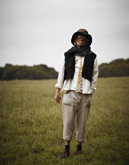 Японская марка Varde77 выпустила лукбук весенней коллекции одежды. Изображение № 8.