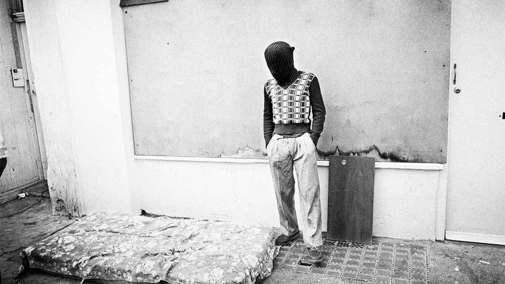 Фотопроект: Лондонские сквоты 1980-х. Изображение № 7.