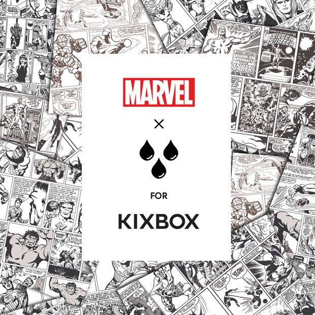 Магазин Kixbox, Marvel и российские художники выпустили совместную коллекцию футболок . Изображение № 1.
