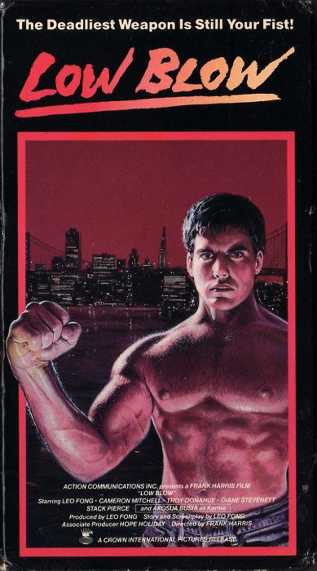 VHS Cover Junkie: Tumblr-блог коллекционера обложек видеокассет . Изображение № 35.