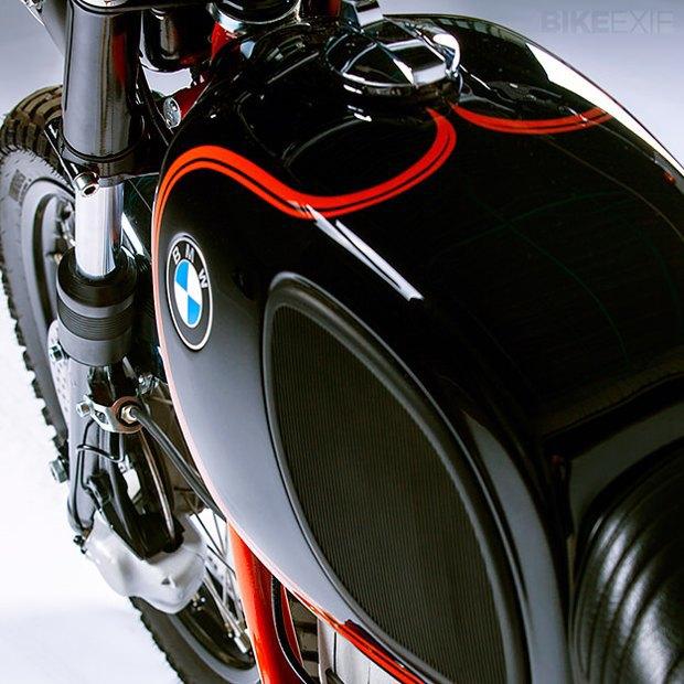 Мастерская Cytech представила новый кастомный мотоцикл BMW R90/6 Hustler. Изображение № 4.