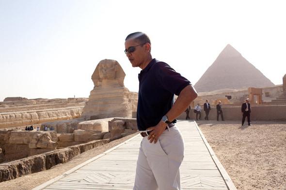Наглядный пример: Барак Обама. Изображение № 31.