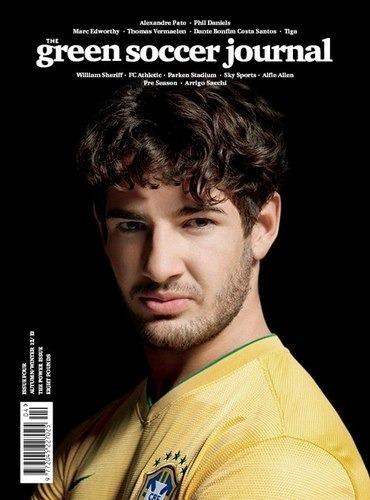 Вышел четвертый номер футбольного журнала The Green Soccer Journal. Изображение № 1.