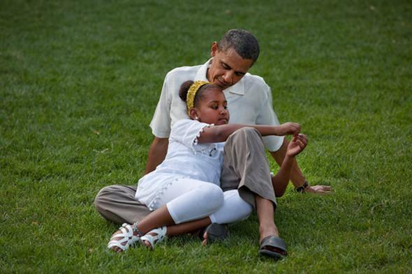 Наглядный пример: Барак Обама. Изображение № 34.