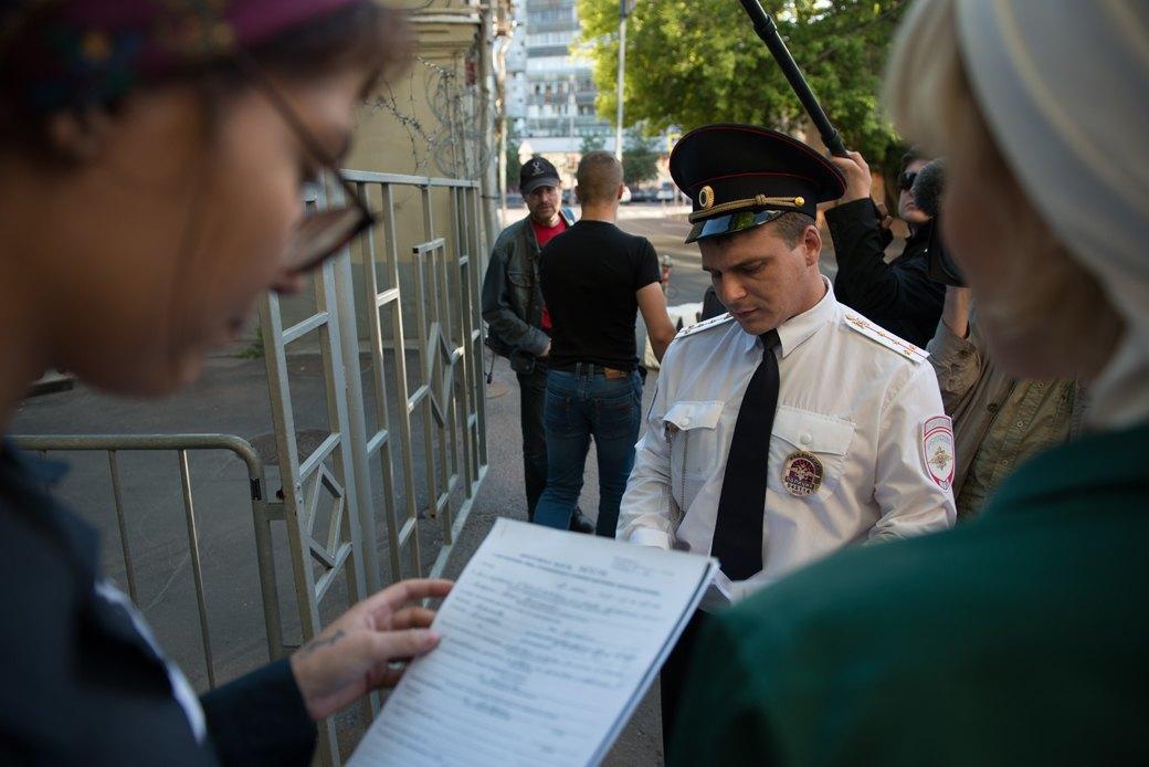 Не бойся: Катрин Ненашева о перформансах, своей выставке и женщинах в российских тюрьмах. Изображение № 14.