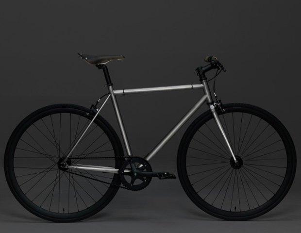 Марка James Perse представила велосипед для пригородных поездок. Изображение № 2.