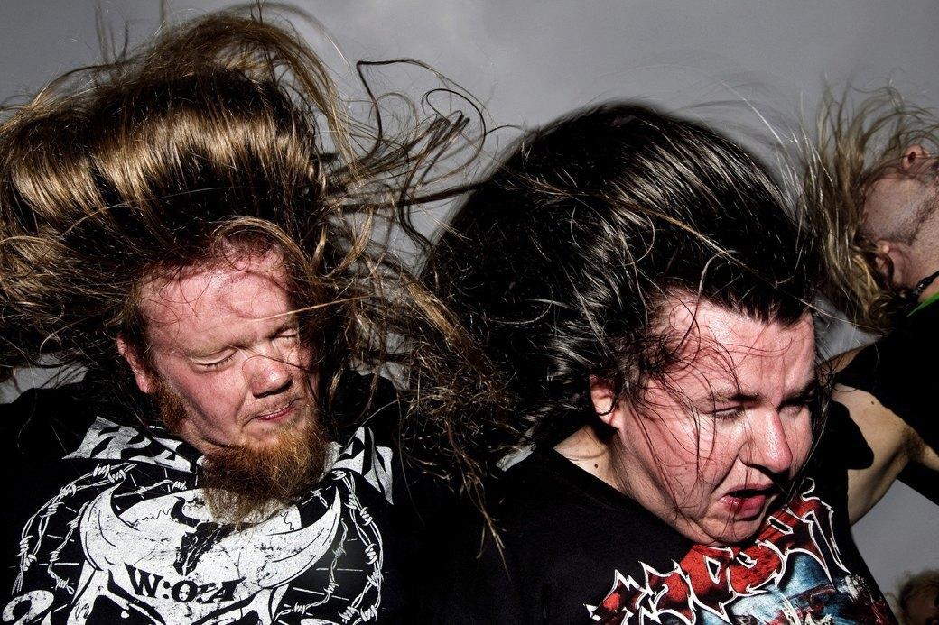 Волосоворот: Металлисты в экстазе. Изображение № 3.