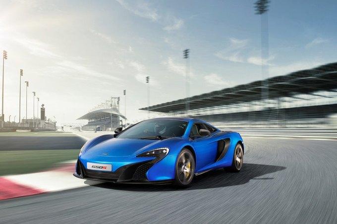McLaren представил новый суперкар 650S. Изображение № 2.