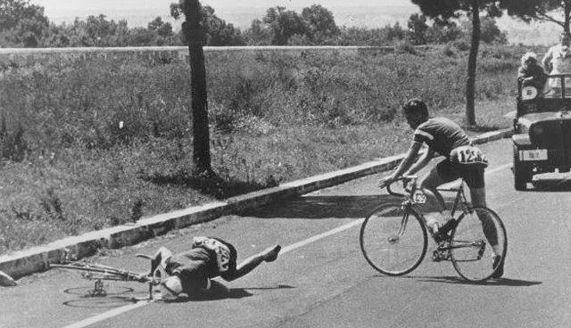 Стрихнин, амфетамин и другие примеры использования допинга в истории спорта. Изображение № 4.