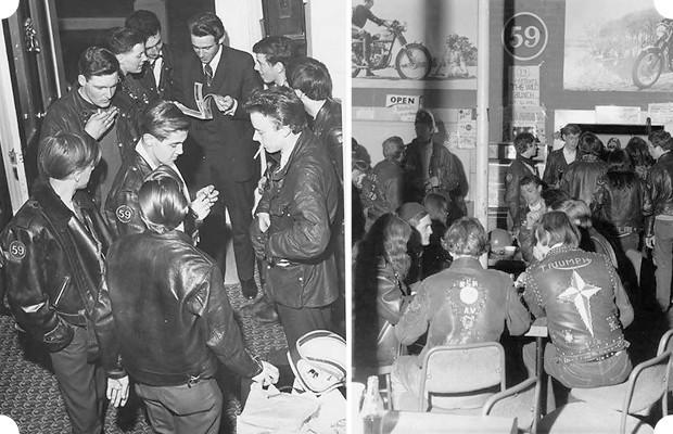 Фотографии из «Клуба 59». Изображение №13.