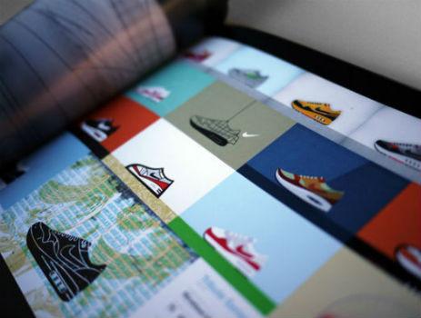 Книга иллюстраций, посвящённая кроссовкам Nike Air Max. Изображение № 4.