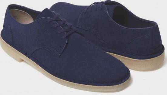 Марки Supreme и Clarks выпустили совместную модель обуви. Изображение № 5.