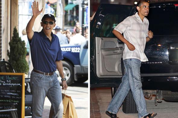 Наглядный пример: Барак Обама. Изображение № 48.