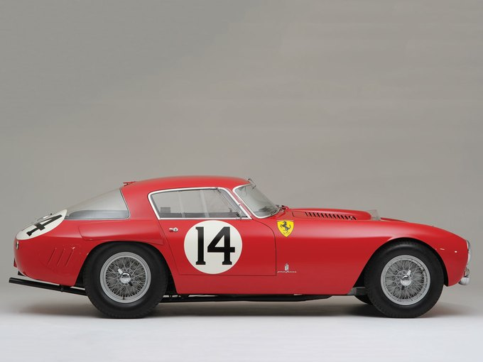 Раритетный Ferrari 340/375 MM Berlinetta продали за 10 миллионов евро. Изображение № 3.