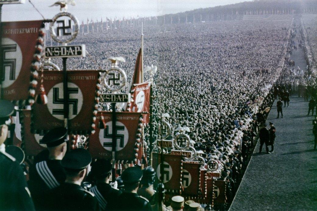 Дисциплина победы: Всё о философии марша. Изображение № 9.
