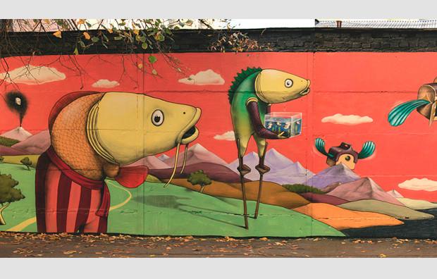 Скетчбук: Художник Waone из Киева рассказывает о своих избранных работах. Изображение № 7.