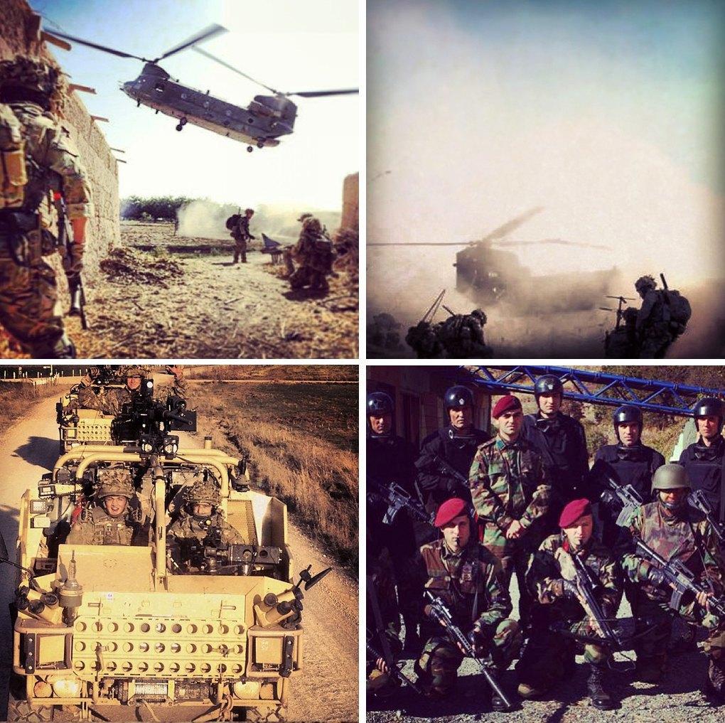 Что публикуют в своих Instagram военные разных стран. Изображение № 14.