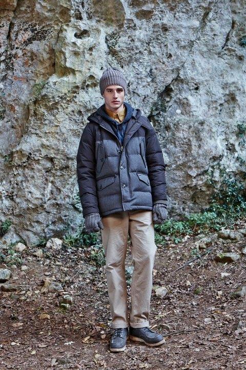 Марка Woolrich опубликовала лукбук новой коллекции. Изображение № 10.