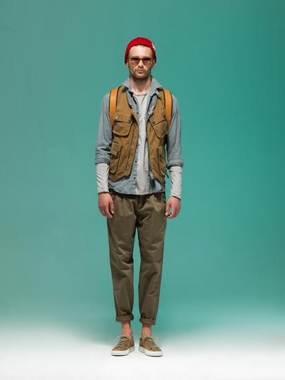 Марка Grunge John Orchestra. Explosion опубликовала лукбук новой коллекции одежды . Изображение № 17.