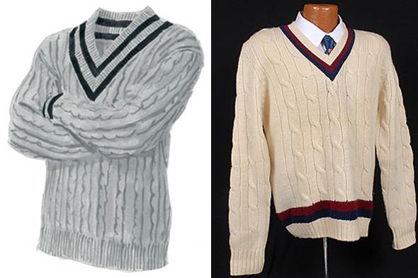 Теннисные свитера. Изображение №35.