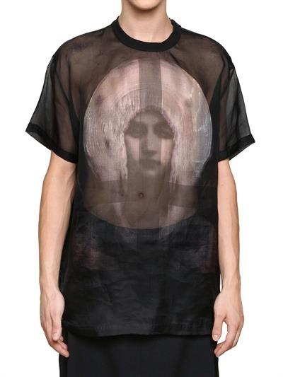 Givenchy выпустили коллекцию футболок с изображением Мадонны. Изображение № 8.
