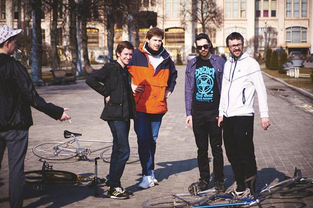 Детали: Фоторепортаж с открытия велосезона Fixed Gear Moscow. Изображение №31.