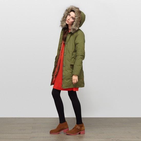Магазин Kixbox опубликовал лукбук осенне-зимней коллекции одежды. Изображение № 16.