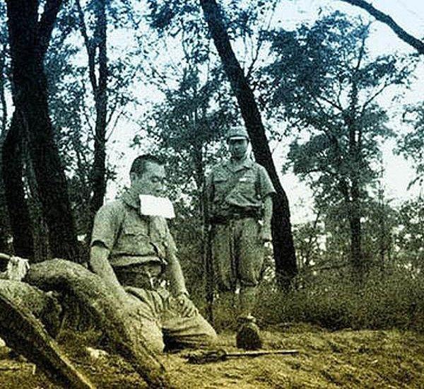 В сети появились уникальные кадры харакири японского офицера . Изображение № 3.