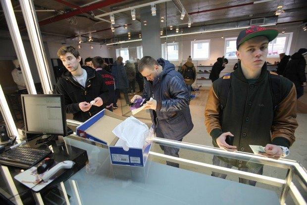 Московский магазин Sneakerhead переехал в новое помещение. Изображение № 21.