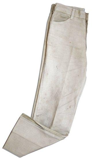 Брюки Люка Скайуокера ушли с аукциона за 36 тысяч долларов. Изображение № 2.
