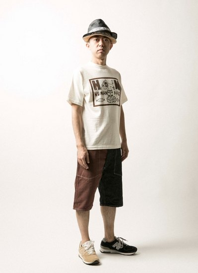 Японская марка Human Made опубликовала лукбук весенней коллекции одежды. Изображение № 5.