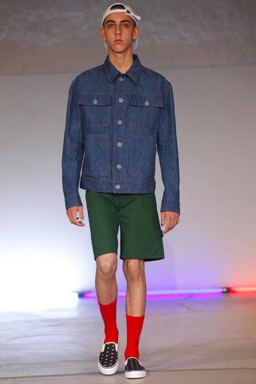 Гоша Рубчинский показал новую коллекцию на Неделе моды в Париже. Изображение № 19.