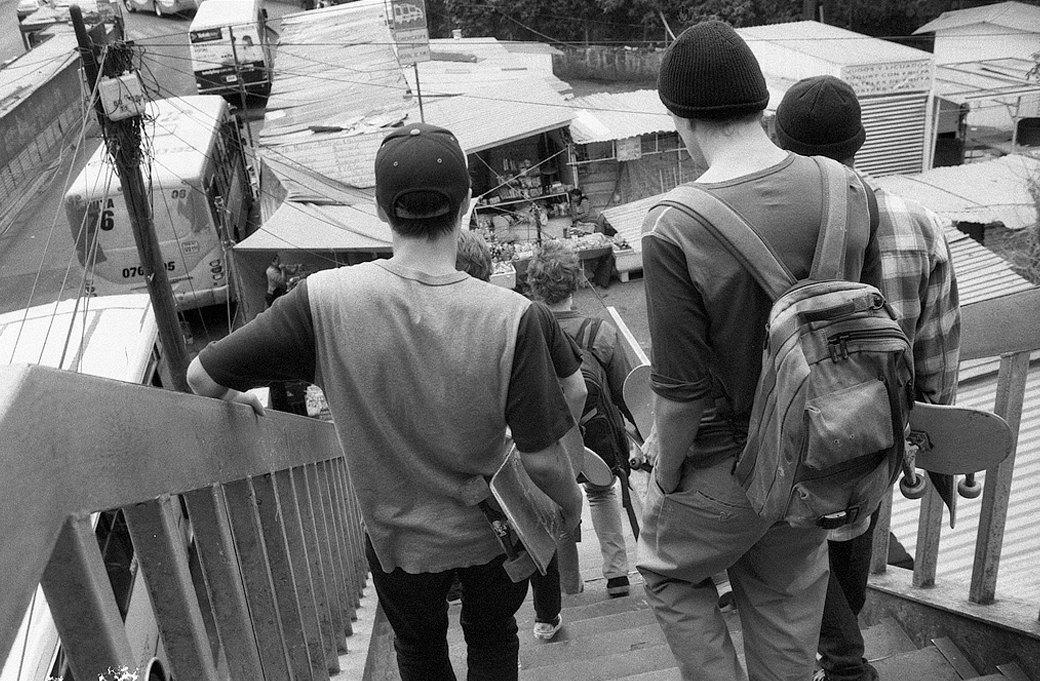 Фотоблог скейтера: Алексей Лапин о поездках в Мексику и Белоруссию. Изображение № 14.