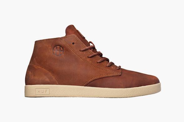 Новая коллекция обуви марки HUF. Изображение № 6.